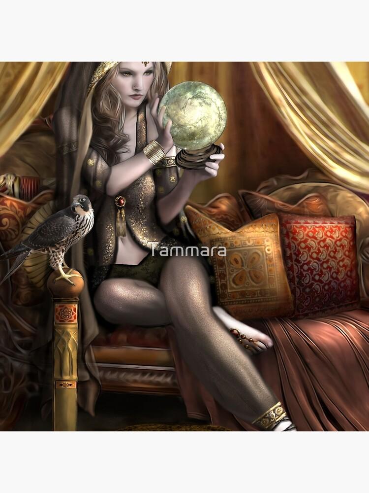 The Gypsy Seer by Tammara