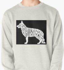 German Shepherd (Alt) Pullover Sweatshirt