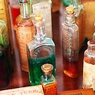Pharmacist - The Druggist and his cures by Michael Savad