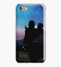 Winchesters Above the Sky iPhone Case/Skin
