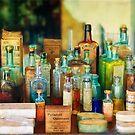 Pharmacist - Whatever ails ya - II by Michael Savad