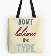 don't believe the type Tasche