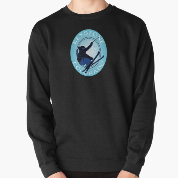 Keystone Colorado Ski Snowboard Mountain  Pullover Sweatshirt