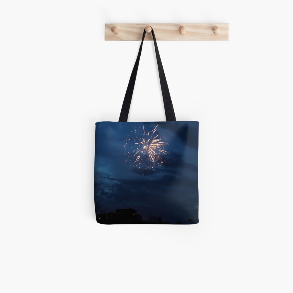 Sparkly, Very Sparkly Tote Bag