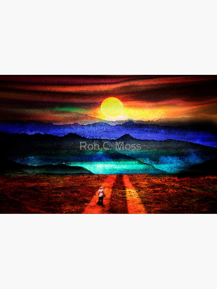 Going Home by ronmoss