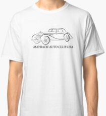 1934 Maybach Zepplin for MACUSA Classic T-Shirt