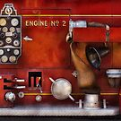 Fireman - Old Fashioned Controls by Michael Savad