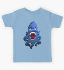 Flight of the Squid Kids Clothes