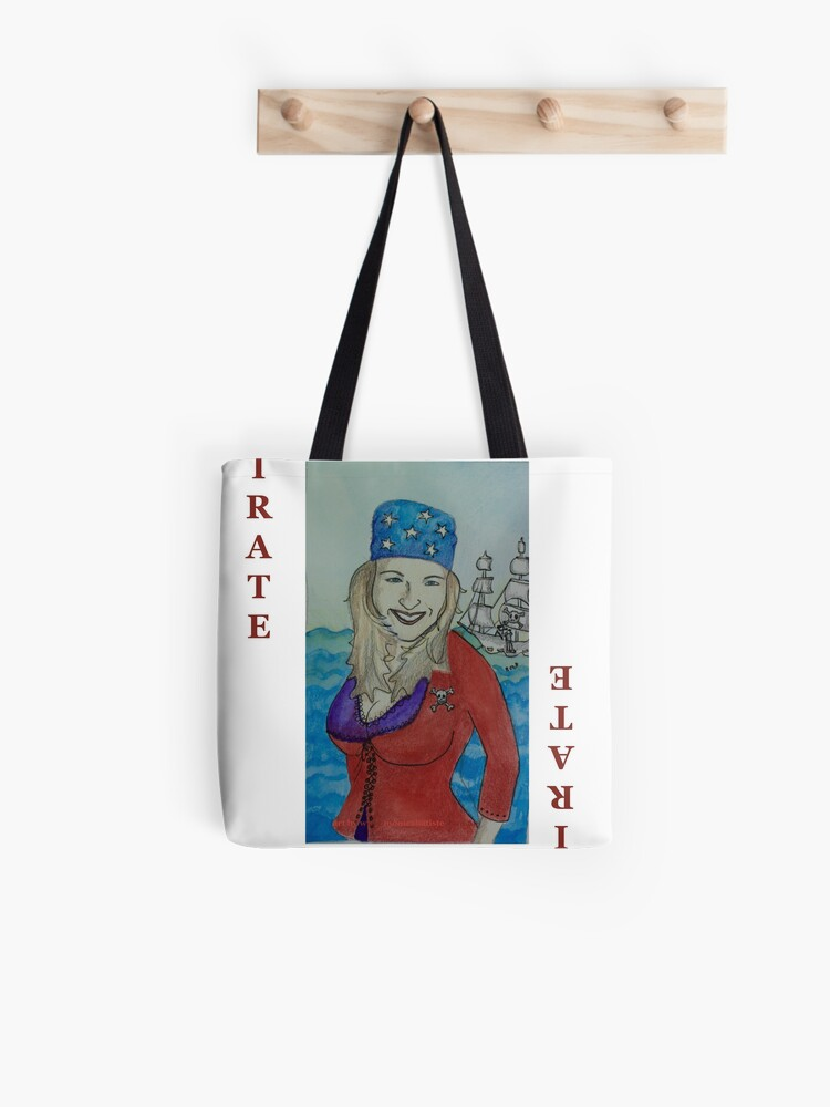 Pirate wench | Tote Bag