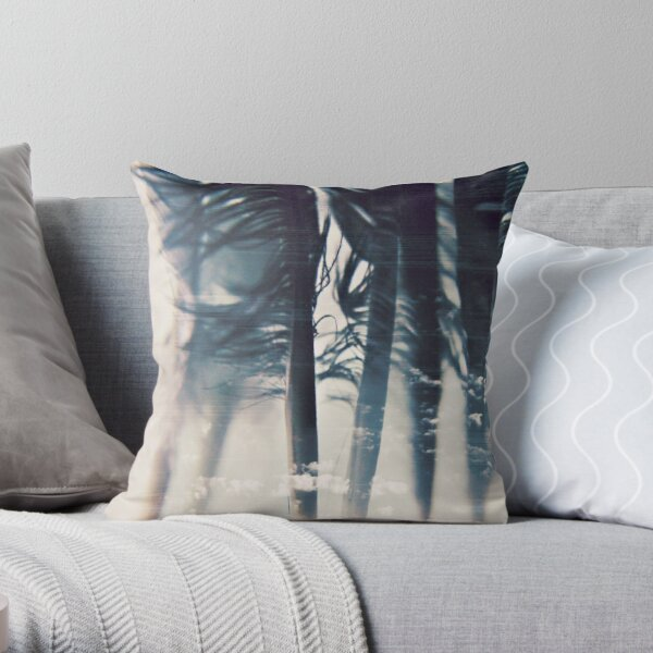 emotion: wishes Throw Pillow