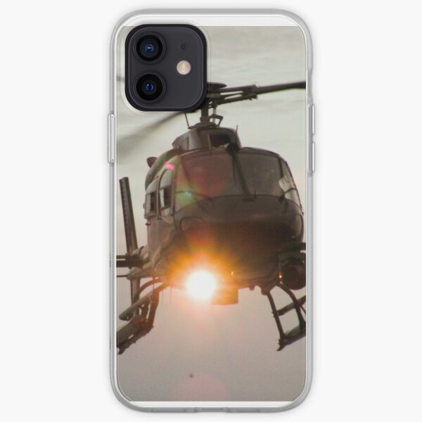 ABC Helicopter iPhone Soft Case