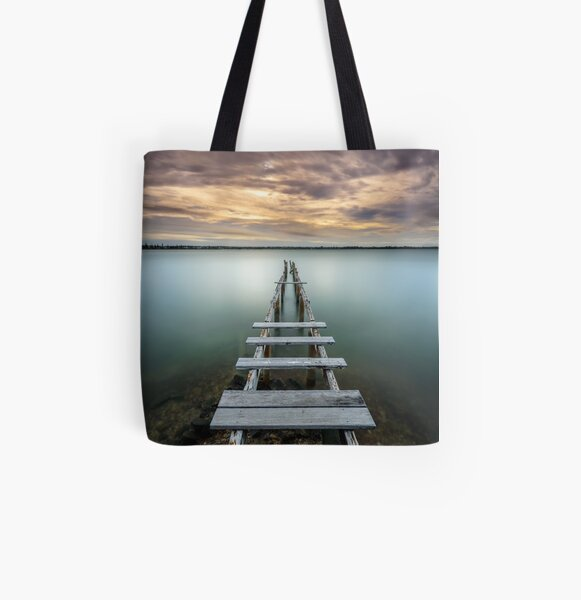 """""""Led Astray"""" ∞ Cleveland, QLD - Australia All Over Print Tote Bag"""