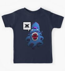 Flight of the Squid - Variant X Kids Clothes