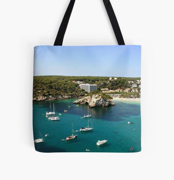 Cala Galdana, Menorca All Over Print Tote Bag