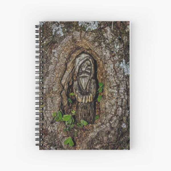 Tree Odin Spiral Notebook