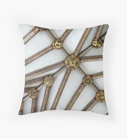 Vaulted Ceiling, Exeter Cathedral, Devon Kissen