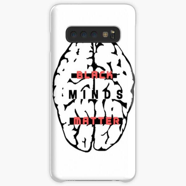 Black Minds Matter Samsung Galaxy Snap Case