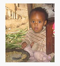 Ethiopia  Photographic Print