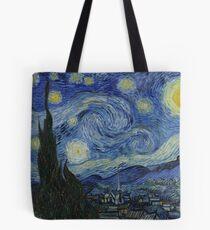 Starry Night (Huge) Tote Bag