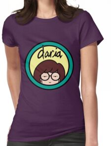 Daria Womens Fitted T-Shirt