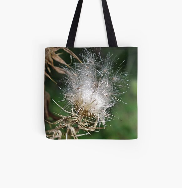 Thistledown - The Wish Factory All Over Print Tote Bag
