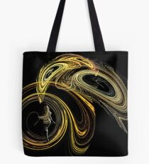⊰⊹ ♧ ✿ ABSTRACT-JOURNEY TO THE INNER CIRCLE⊰⊹ ♧ ✿ Tote Bag