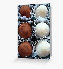 Mochi Ice Cream Greeting Card
