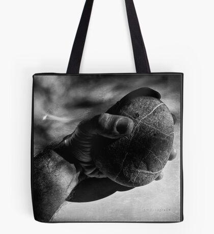 Violence Tote Bag