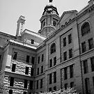 The Court House In Fort Worth by Jeffery W. Turner