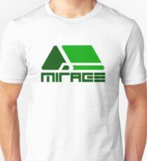Wipeout - MIRAGE Logo Unisex T-Shirt