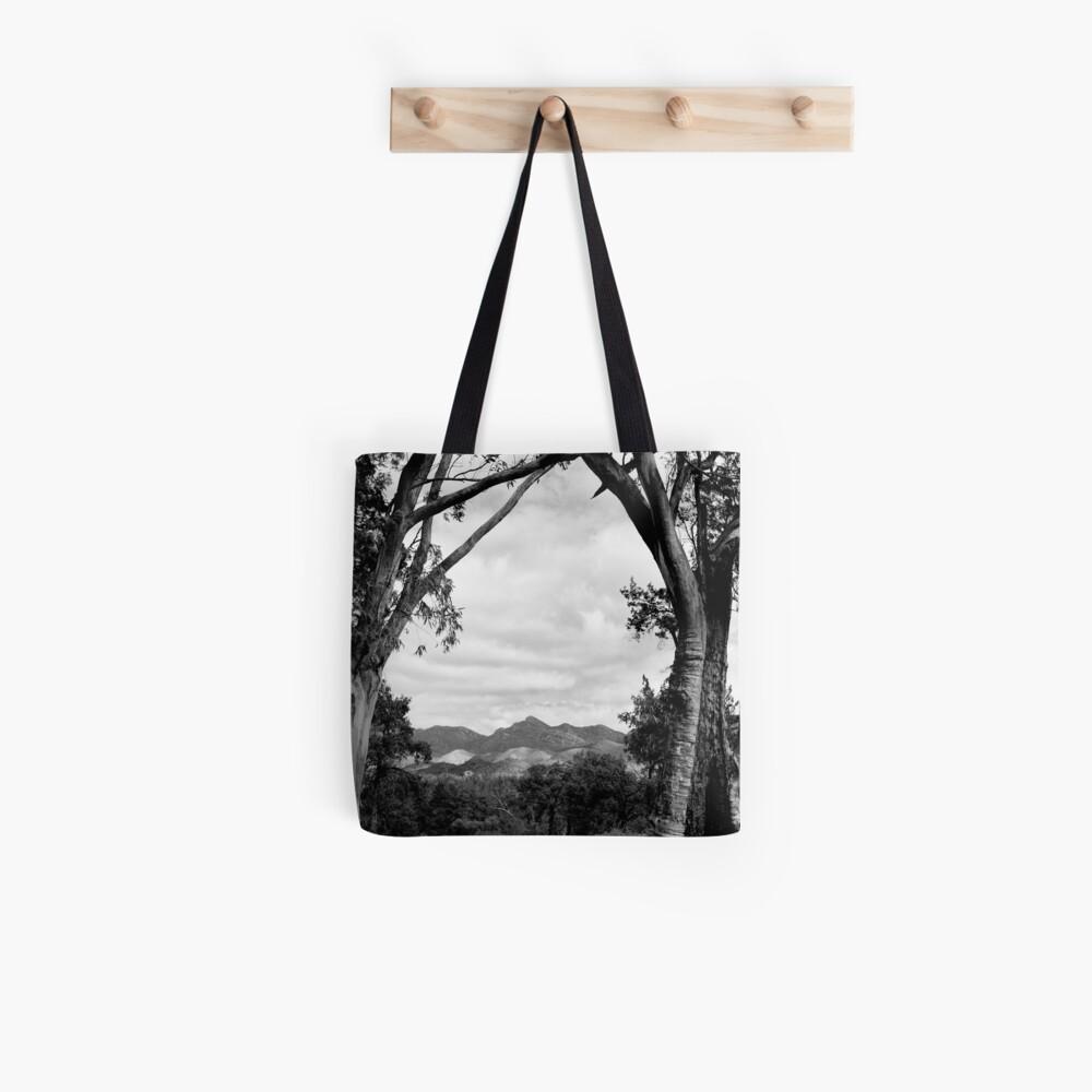 Framing the Flinders Ranges NP - South Australia Tote Bag