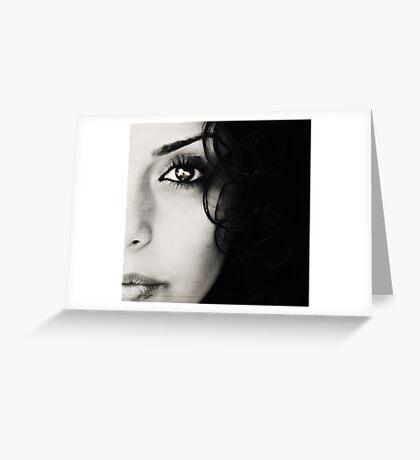 see. Greeting Card