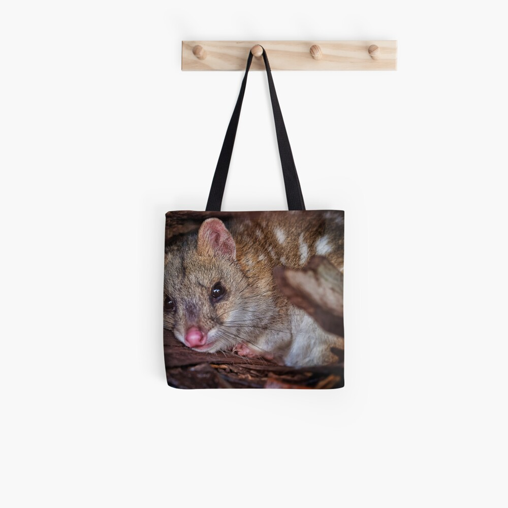 eastern quoll Tote Bag