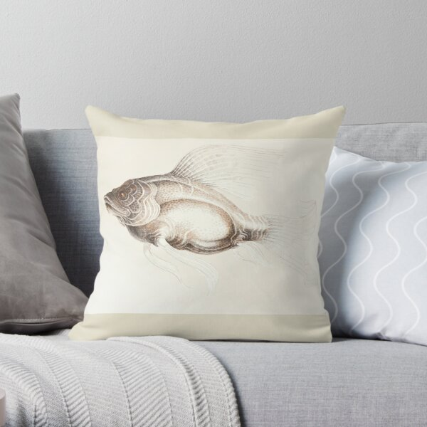 Metamorphosis 1 Throw Pillow