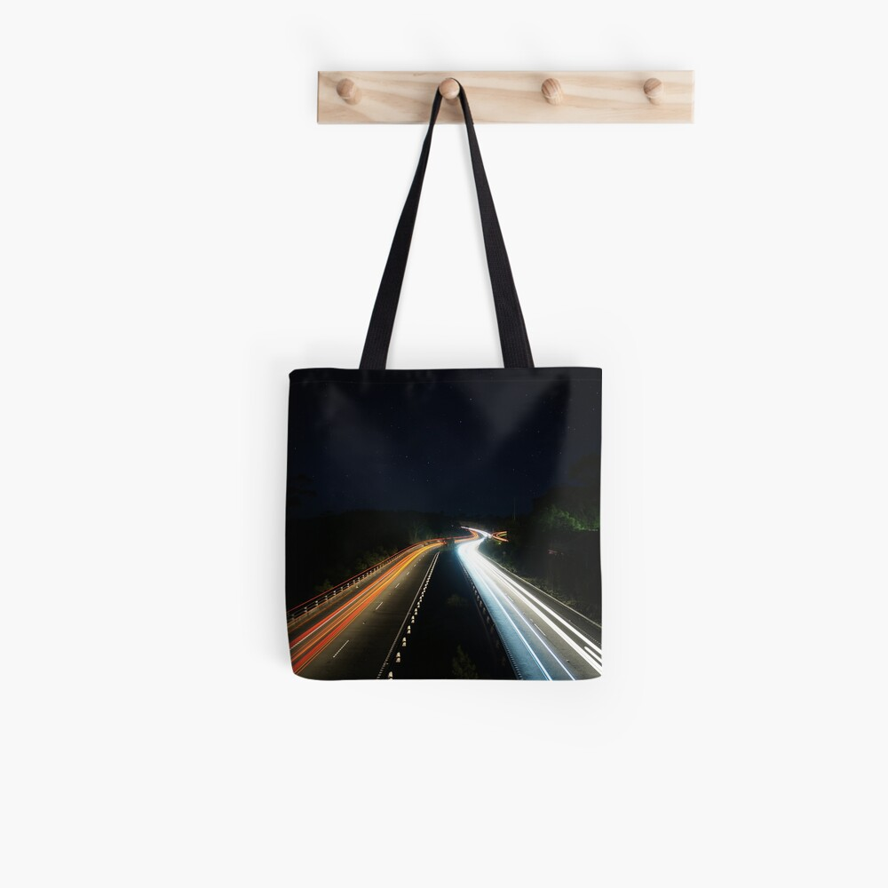 Trains and automobiles Tote Bag