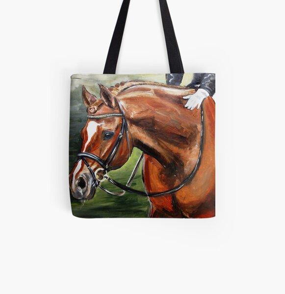 Good Boy All Over Print Tote Bag