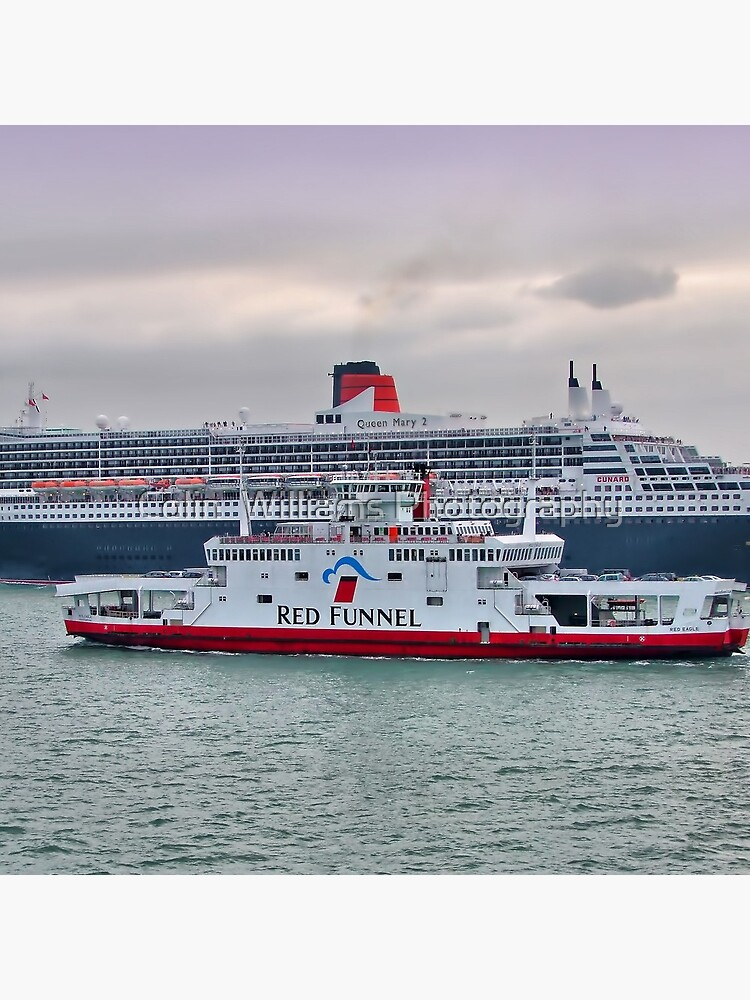 The Cunard Queen Mary 2 by Arrowman