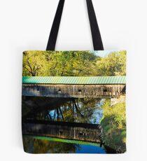 Hammond Covered Bridge Tote Bag