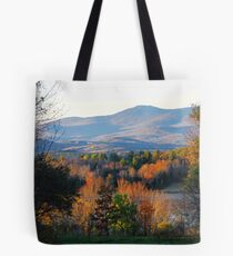 Mountains of Belmont Tote Bag