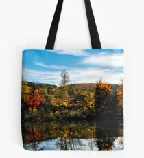 Glowing Waters of Vermont Tote Bag