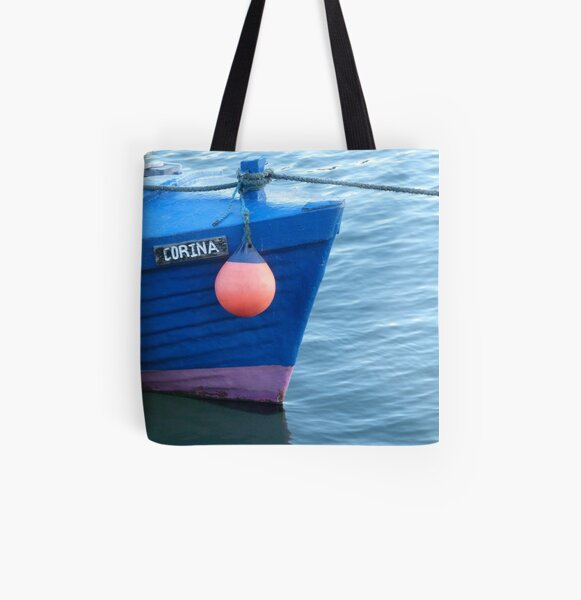 Corina All Over Print Tote Bag