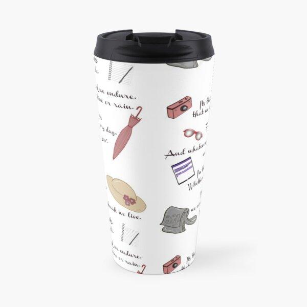 Life of a pioneer #1 Travel Mug