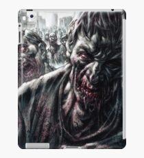 Vinilo o funda para iPad Zombie Horde