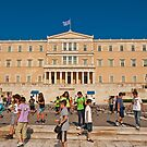 Hellenic Parliament, Athens, Greece by Konstantinos Arvanitopoulos