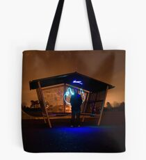 Urban Angel Tote Bag