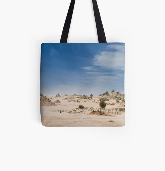 Mungo Lunettes All Over Print Tote Bag