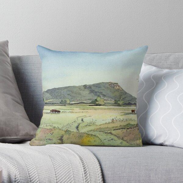 Helsby Hill Throw Pillow