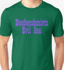 Doofenshmirtz Evil Inc. T-Shirt