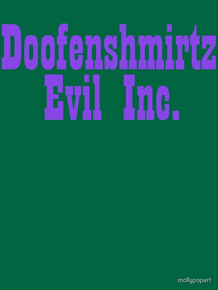 Doofenshmirtz Evil Inc. | Unisex T-Shirt