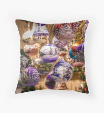 Festive Season Throw Pillow